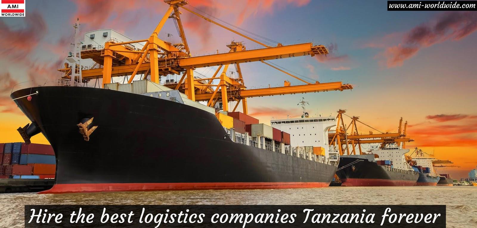 Best Logistics Companies Tanzania