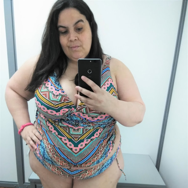 Cute and Affordable Plus Size Swimwear