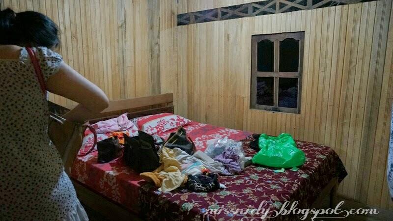 kamar di salassa guesthouse