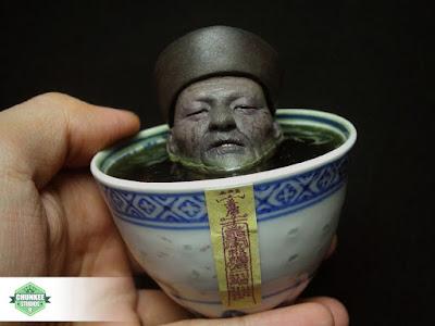 Jiangshi: Putrefaction Art Piece by Chunkee Studios