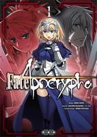 Critique Manga, Fate/Apocrypha, Manga, Ototo, Shonen, Type Moon, Konoe Ototsugu, Akira Ishida, Yuichiro Higashide,