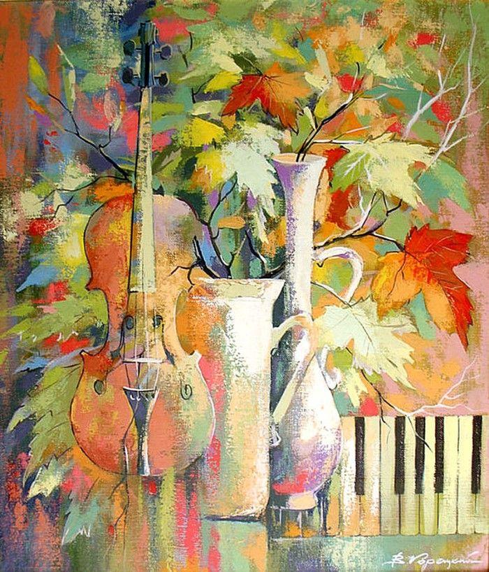 Украинский художник. Viacheslav Koretskiy 21