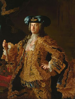Portrait of Francis by Martin van Meytens, 1745