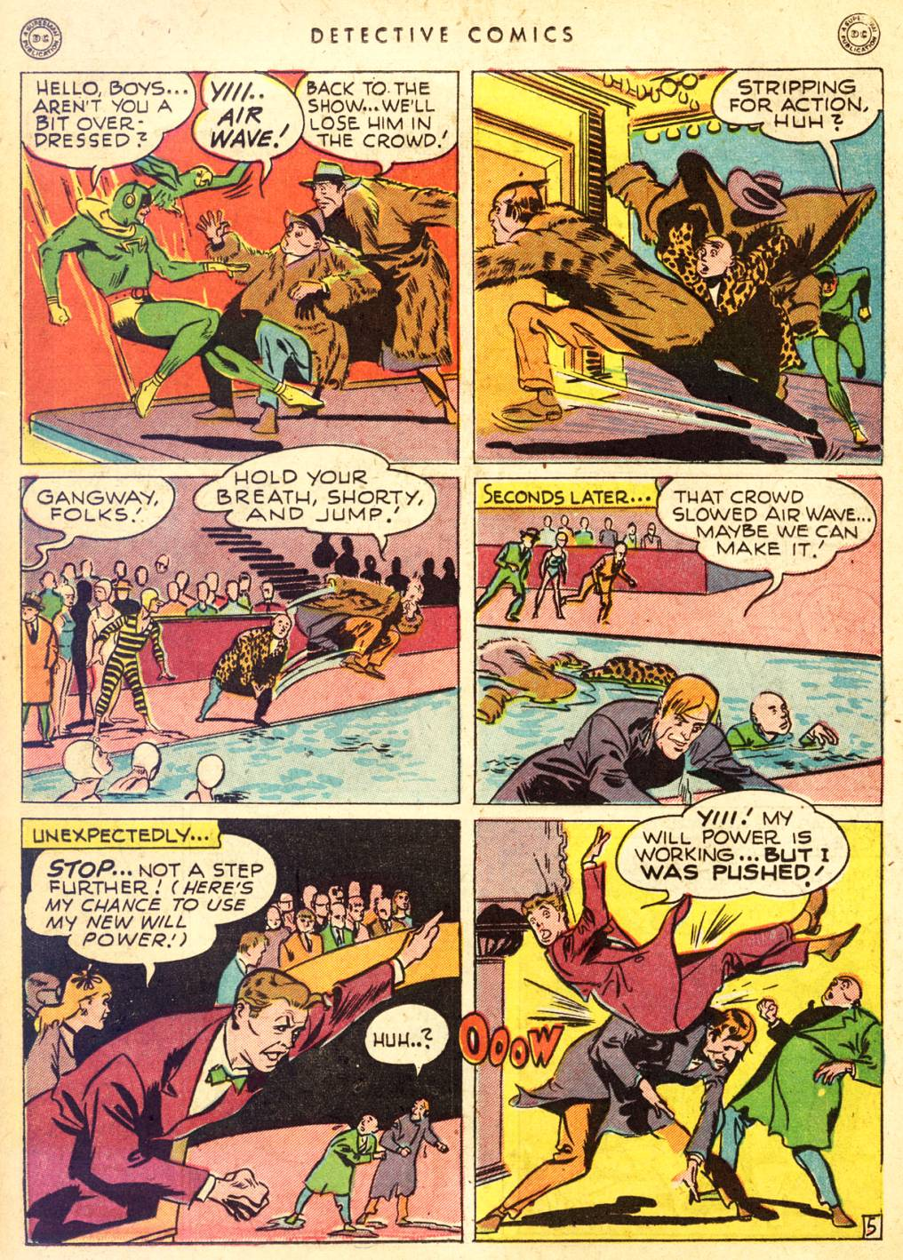 Read online Detective Comics (1937) comic -  Issue #126 - 29