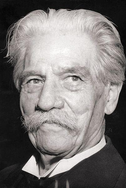 Albert Schweitzer,