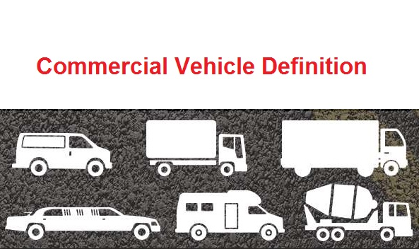 Commercial Vehicle Definition >> Commercial Vehicle Definition Insurance One