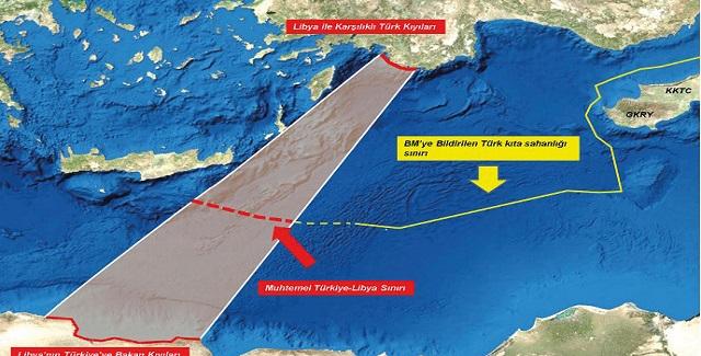 Τουρκία: Σεμινάριο στους αξιωματικούς με εξαφανισμένο το Καστελόριζο!