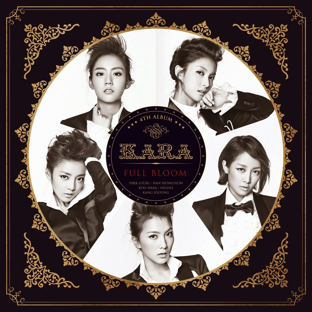 KARA – Vol.4 Full Bloom (FLAC + ITUNES PLUS AAC M4A)