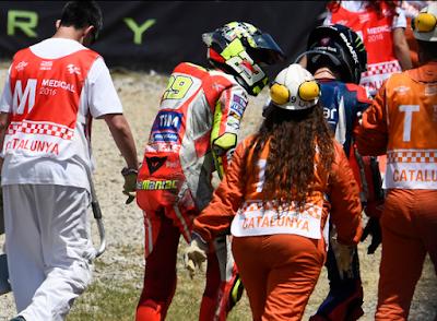 Lorenzo, Iannone dan Vinales Tukaran Motor di Valencia Nanti