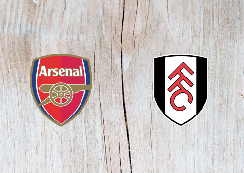 Arsenal vs Fulham Full Match & Highlights 1 January 2019