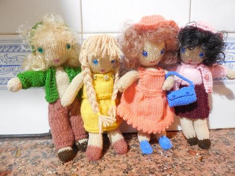 Amigurumis Amorosos: Muñecas Waldorf