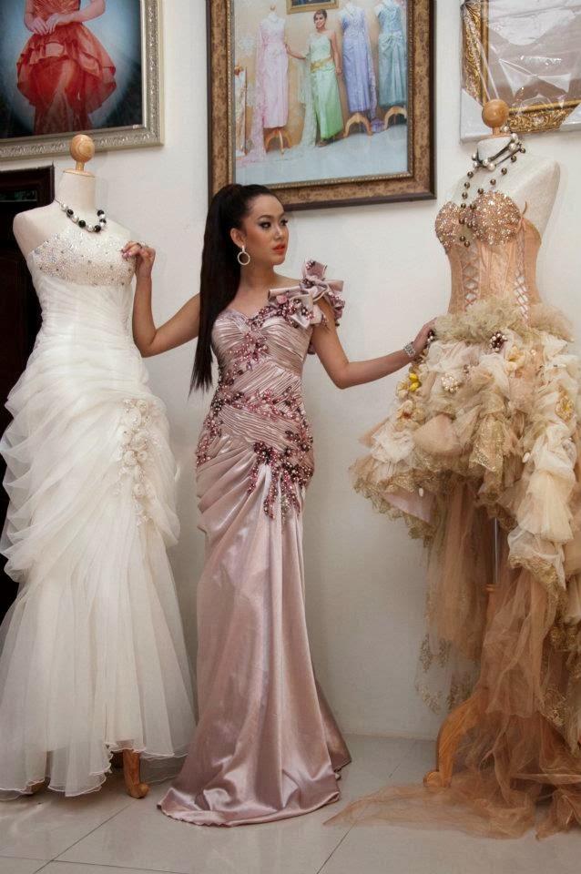 Khmer Wedding Dresses 117