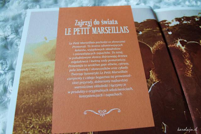 Nowa kampania Le Petit Marseillais - pierwsze wrażenia