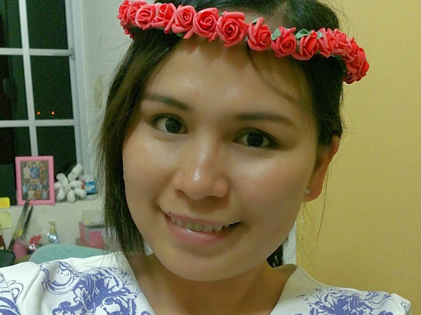 {Real DIY} : Four handmade flower crowns