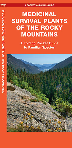 Rocky Mountain Bushcraft's Medicinal Survival Plants Guide now available!