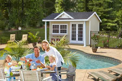 buy a pool house in pa