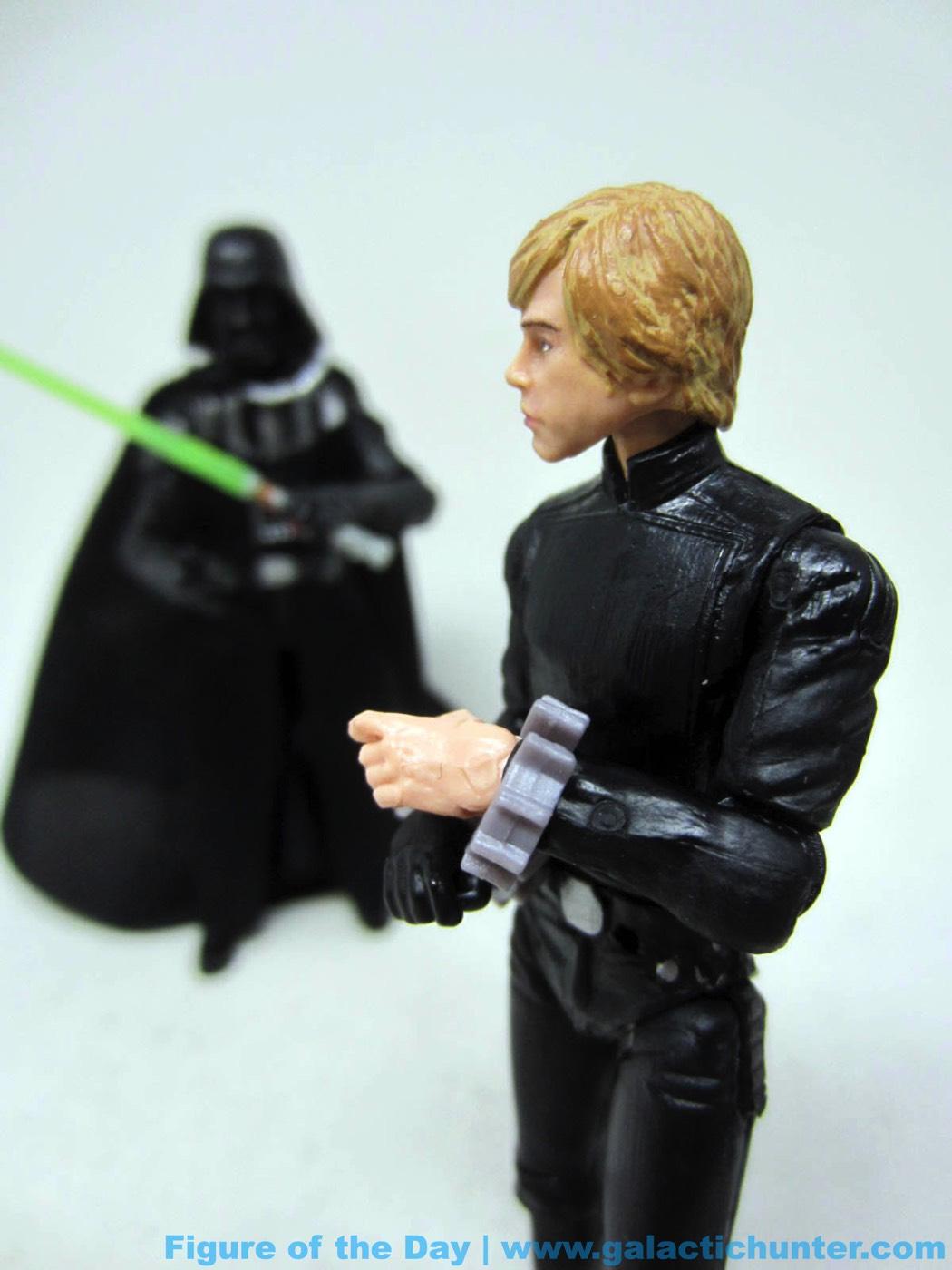 No Post Hole Star Wars The Vintage Collection VC23 Luke Skywalker