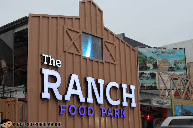 The Ranch Food Park in Marilao, Bulacan
