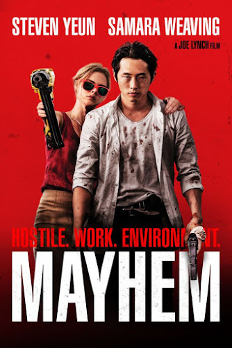 Mayhem (BRRip 720p Ingles Subtitulada) (2017)