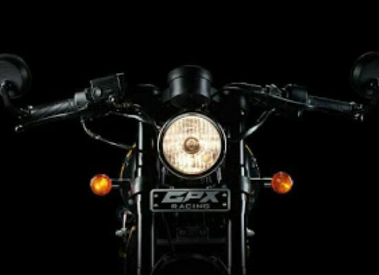 lampu depan gpx legend 200