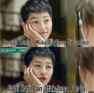 Kenal Song Joong KI? 19 Meme Lucu Ini Pasti Membuatmu Ingin Menjadi Kekasihnya