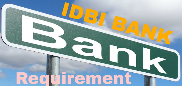 IDBI Bank Limited, Mumbai Recruitment 2019 | Deputy Managing Director positions | Gov Job 2019