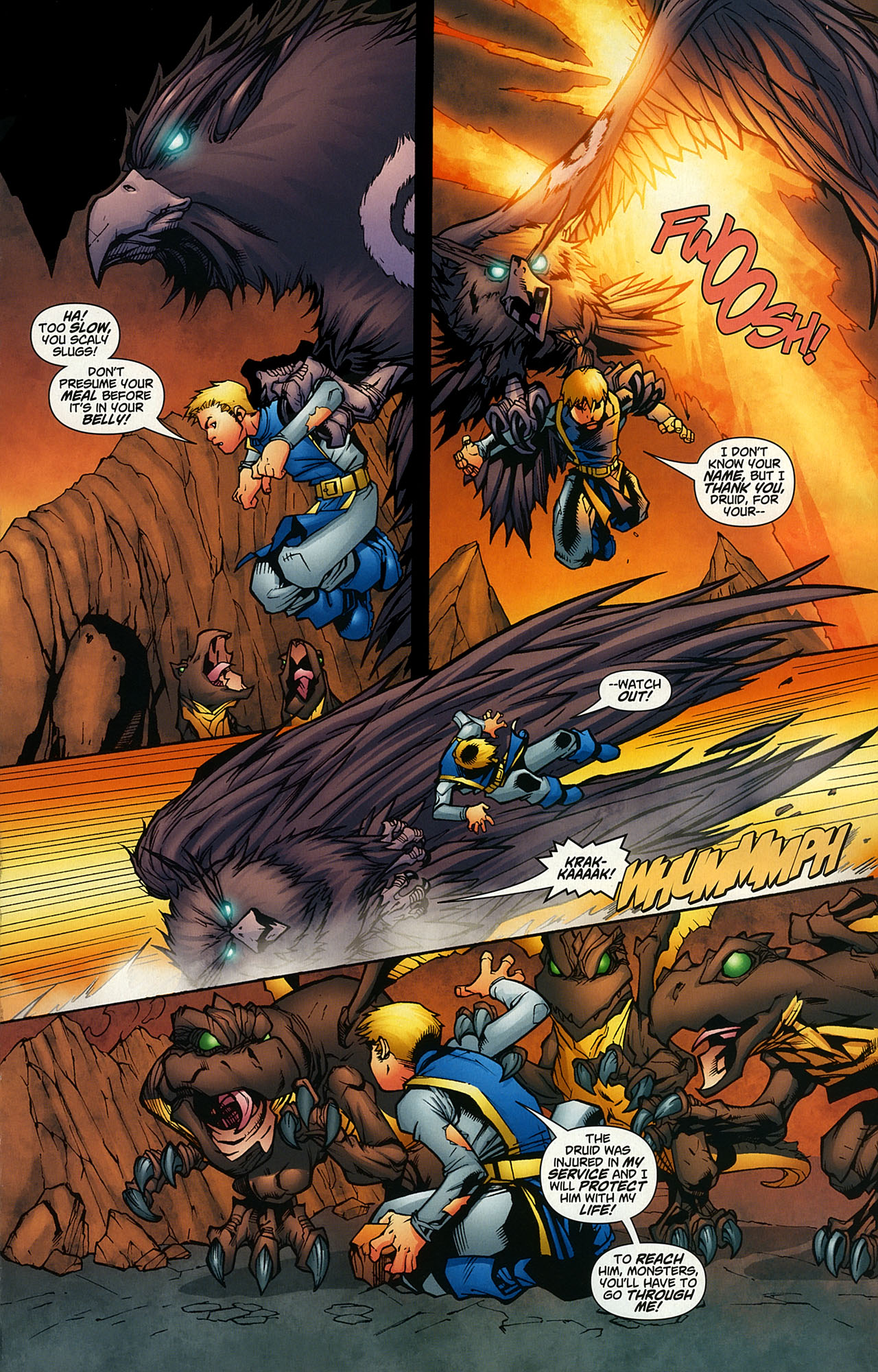 Read online World of Warcraft comic -  Issue #14 - 11