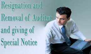 Removal of auditors under Companies Act 2013