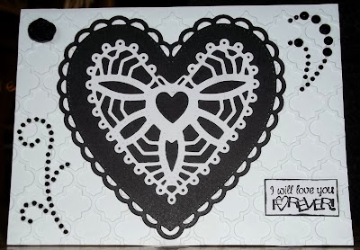 Our Daily Bread Designs, Ornate Hearts, Heart of Joy