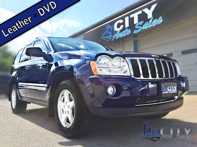 Used 2005 Jeep GrandCherokee Limited 2WD in Oklahoma City, OK 73122