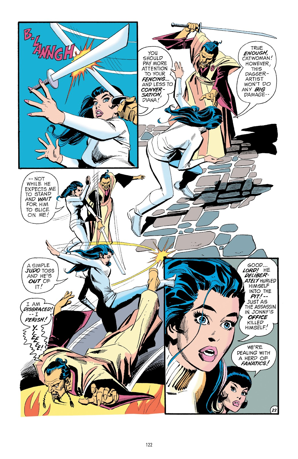 Read online Catwoman: A Celebration of 75 Years comic -  Issue # TPB (Part 2) - 23