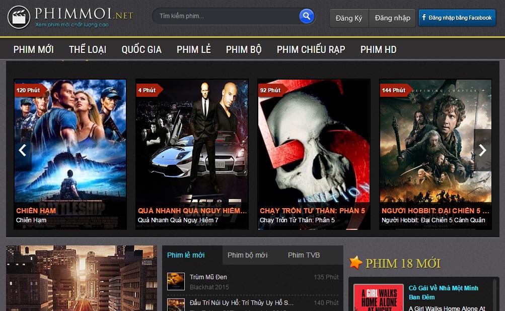 Kết quả hình ảnh cho phimmoi.net