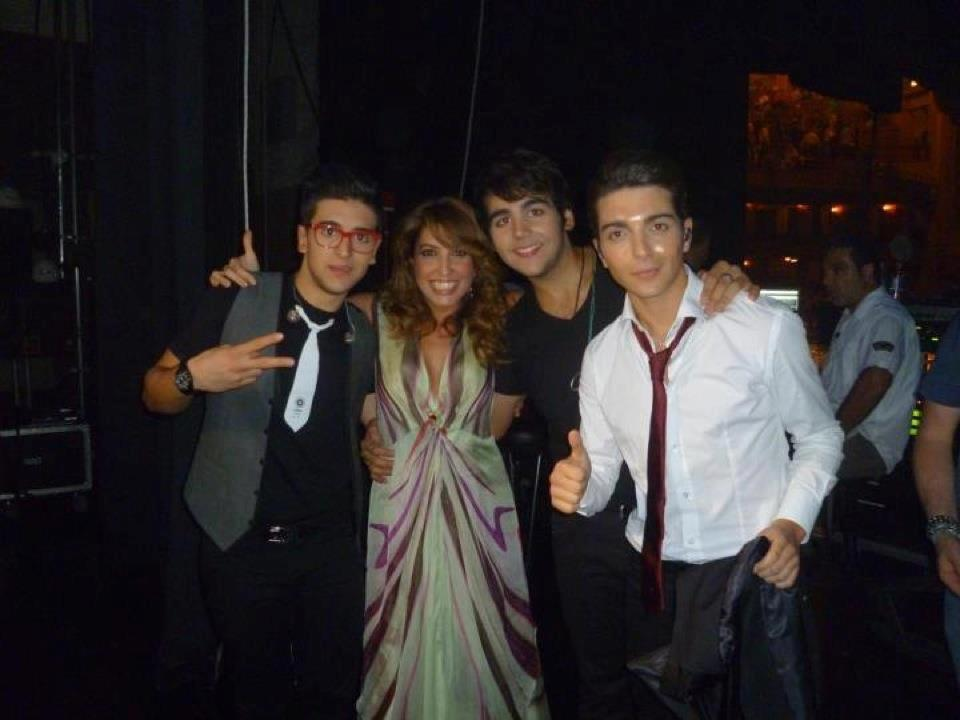 meet and greet il volo panama