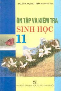 Ôn Tập Và Kiểm Tra Sinh Học 11 - Phan Thu Phương