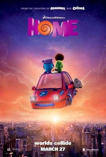 Home: No Hay Lugar Como el Hogar DVDRip Latino