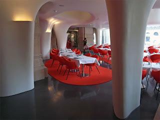 Amazing Opera Garnier Restaurant
