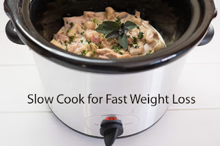 A slow cooker meal is a delicious, healthy, and time-saving alternative for making weight loss meals.