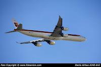 Airbus A340 / EC-LCZ