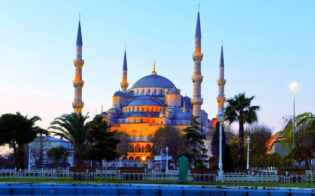 Beautiful Mosques HD Wallpapers Free Download