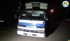sandy the lorry Exporter Suspect one arrested