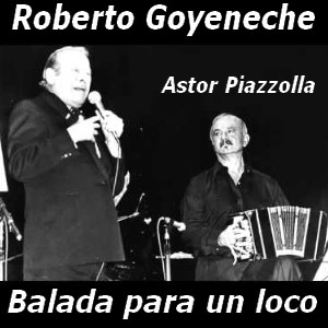 letra y acordes de guitarra y piano, Astor Piazzolla