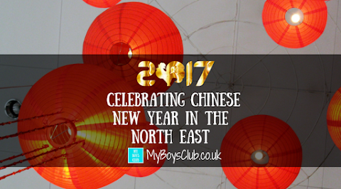 How to Celebrate Chinese New Year in the North East