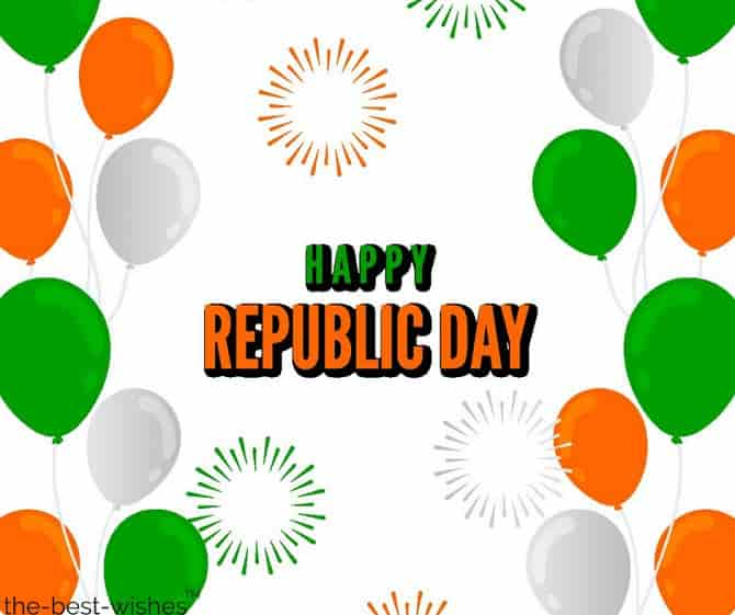 photo of happy republic day india
