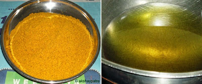 methi mustard powder