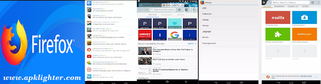 Mozilla Firefox For Android Free Download Apk ~ Apk Lighter