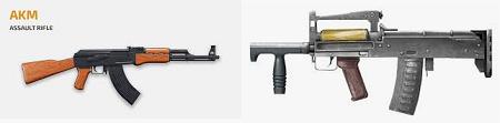 senjata paling mematikan di pubg mobile