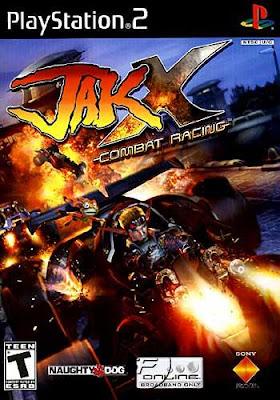 Jak X: Combat Racing (PS2) 2005
