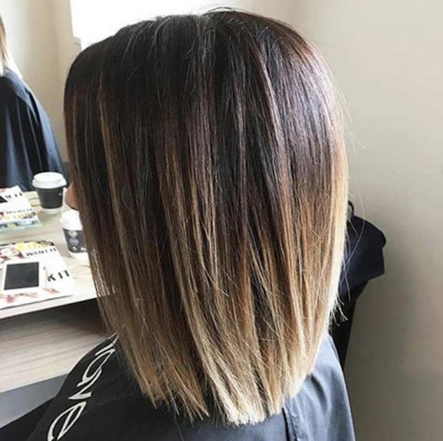 short bob haircuts 2018