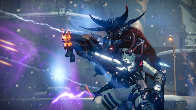 Review – Destiny, Rise of Iron splicer