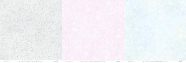 Papiery ScrapAndMe z kolekcji Sweet Dream 2 oraz Romantic Letter.